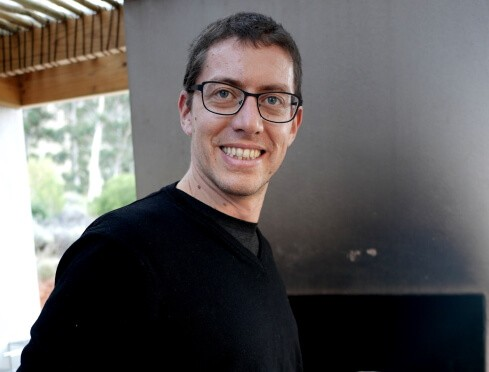 Ben Lacroix, the author of the Barbecue Lifestyle