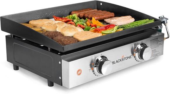 Blackstone's tailgate grill