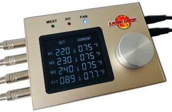 LavaLock 4-Probe Automatic BBQ Controller