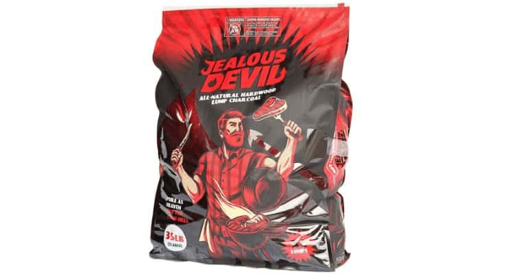 Jealous Devil All Natural Hardwood Lump Charcoal