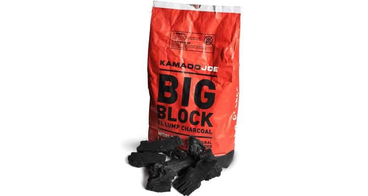 Kamado Joe KJ-Char Big Block XL Lump Charcoal